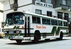 観光バスのページ 富士重工編